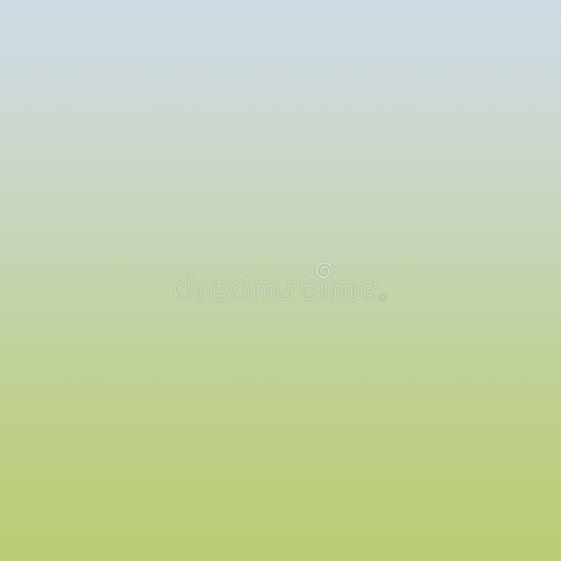 淡色灰色绿色梯度背景 皇族释放例证