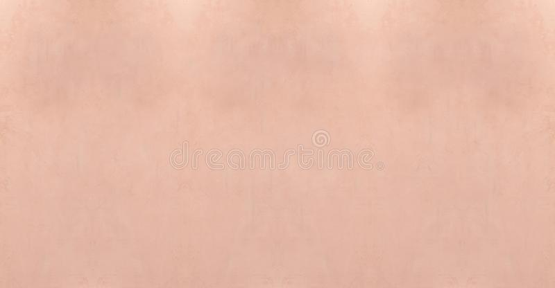 淡色,灰泥被绘的墙壁纹理难看的东西背景 库存图片