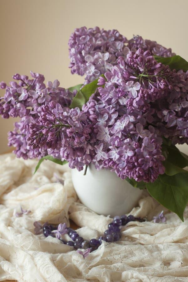 淡紫色紫色的标志摄影 库存照片