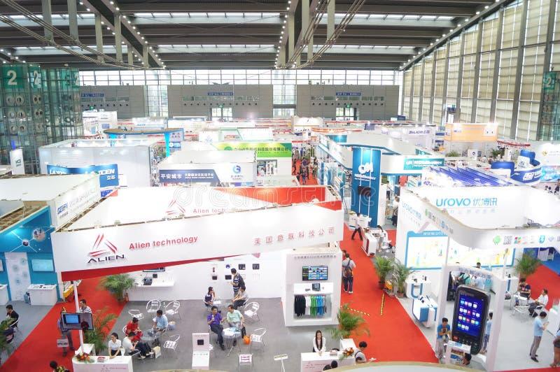 深圳国际聪明的家和聪明的硬件商展 图库摄影