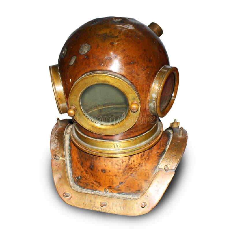 深潜水齿轮 库存图片
