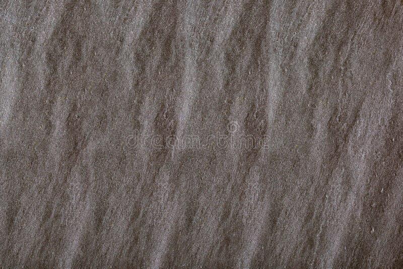 深灰黑板岩背景或纹理 库存图片