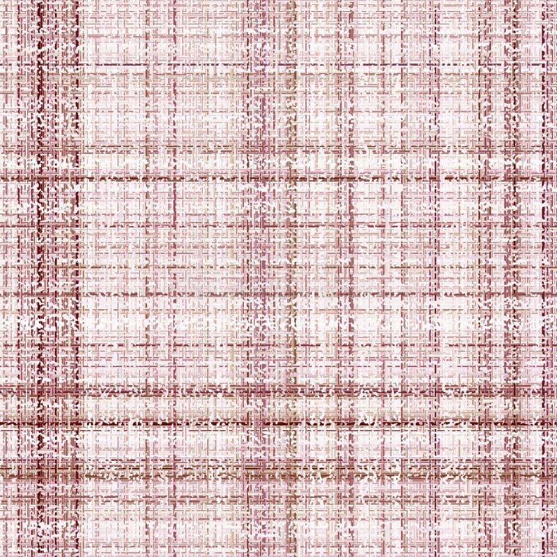 深红画布的颜色 向量例证