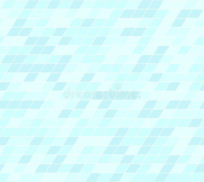深蓝平行四边形样式 1866根据Charles Darwin演变图象无缝的结构树向量 皇族释放例证