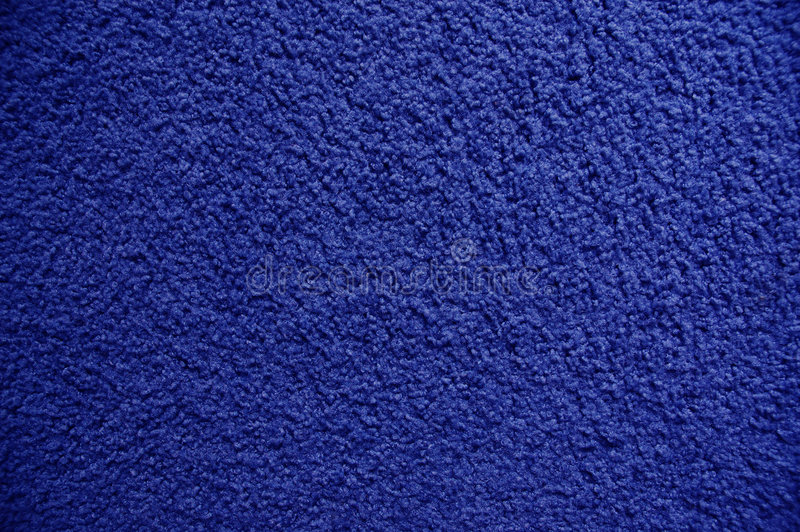 深蓝的地毯 免版税库存照片
