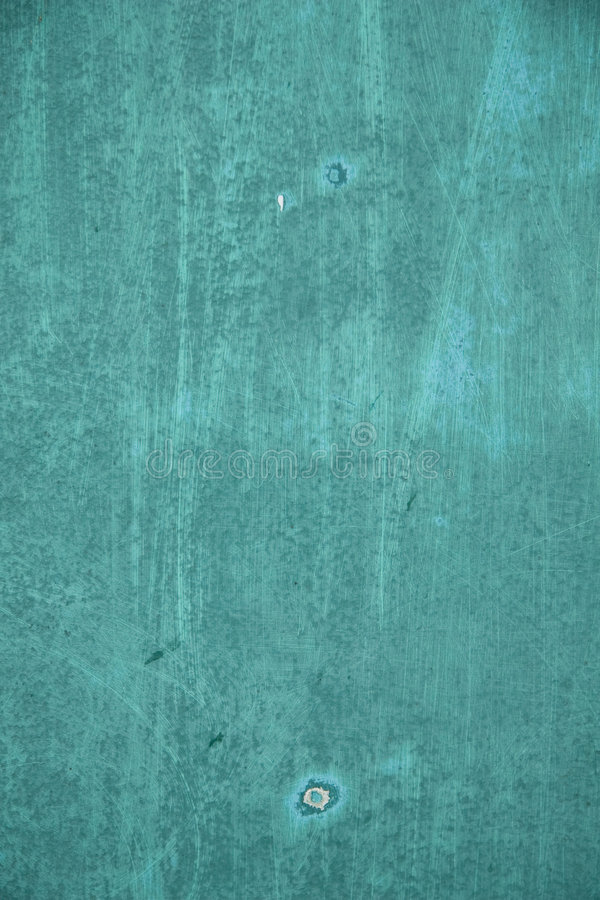 深青色墙壁 免版税图库摄影
