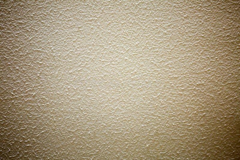 混凝土墙与灰色自然样式的纹理背景 免版税库存照片