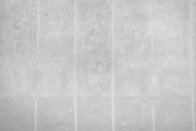混凝土墙灰色被弄脏的纹理 免版税库存照片