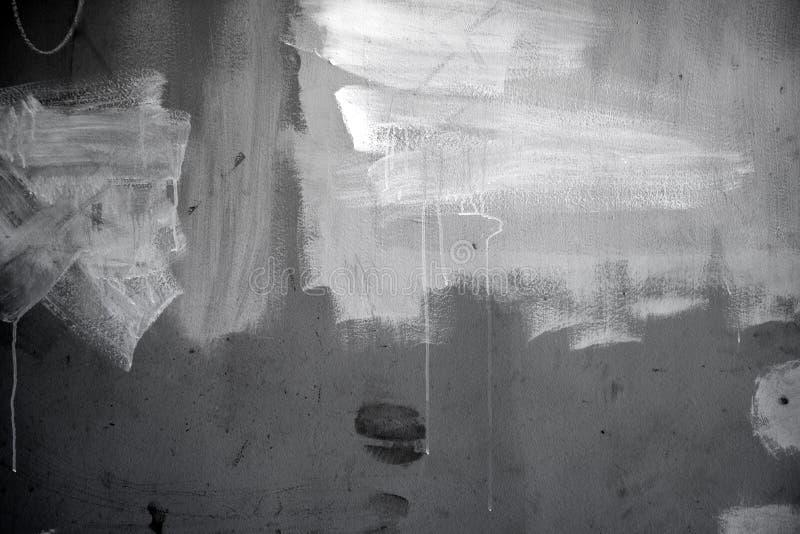 混凝土墙纹理 免版税库存图片