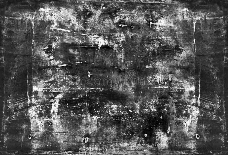 混凝土墙黑农庄样式纹理  库存照片