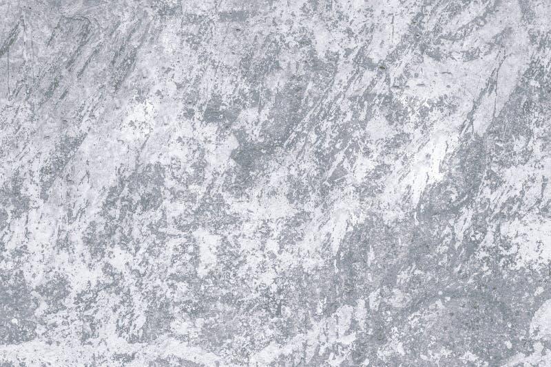 混凝土墙 摘要现代灰色背景 水彩画的浅灰色的样式在白色背景的 老难看的东西纹理,水泥海浪 库存照片