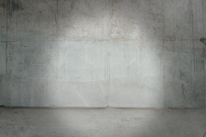 混凝土墙 图库摄影
