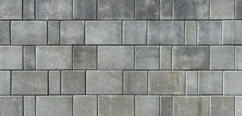 混凝土或大卵石灰色路面平板或石头地板的, wal 库存图片