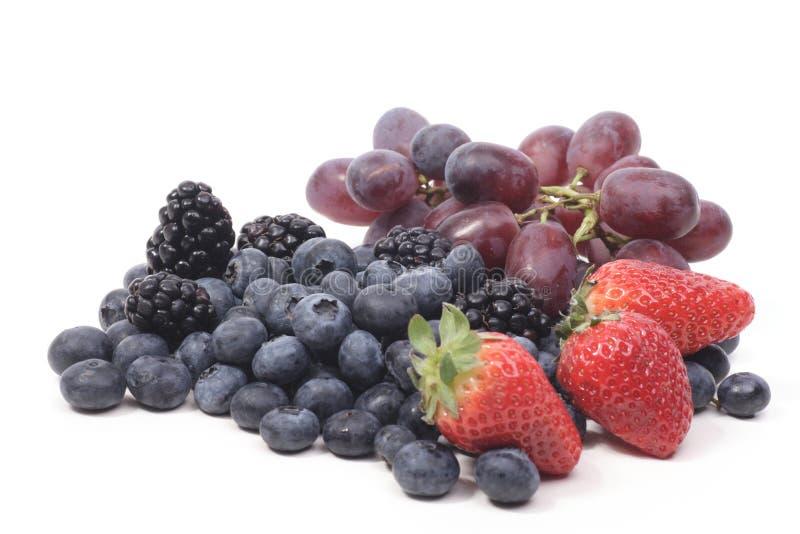 混合的果子 免版税库存照片