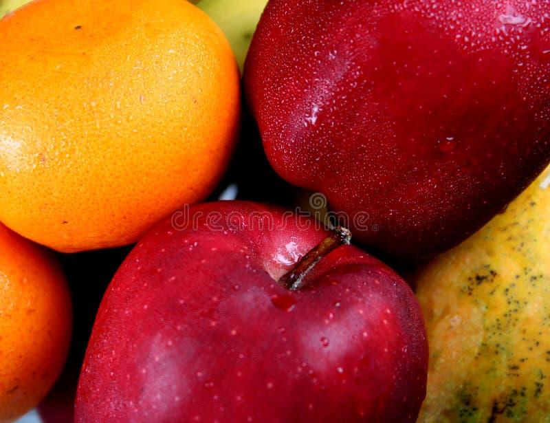 混合的果子 库存照片