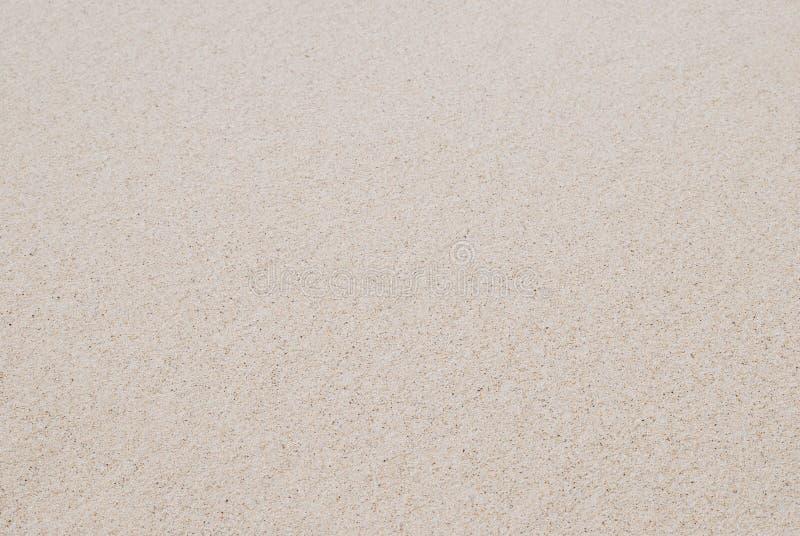 清楚的简单的沙子纹理 库存图片