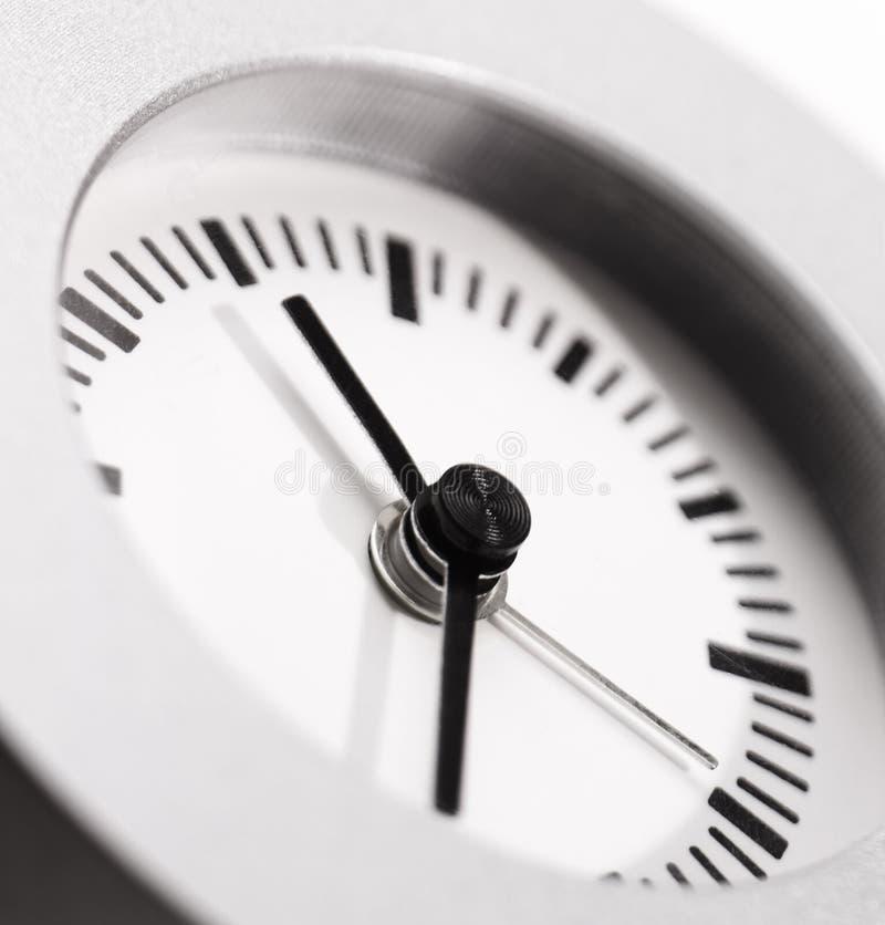 清洗简单的时钟 库存图片