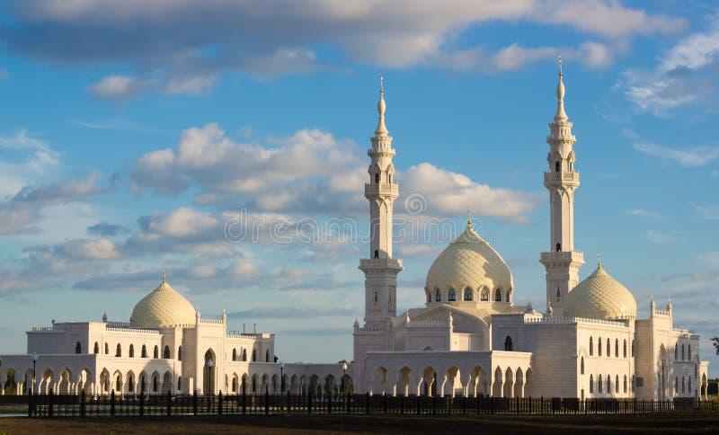 清真寺在Bolghar 免版税库存图片