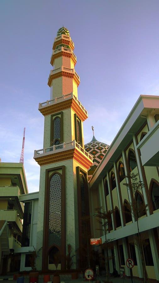 清真寺建筑学 库存图片