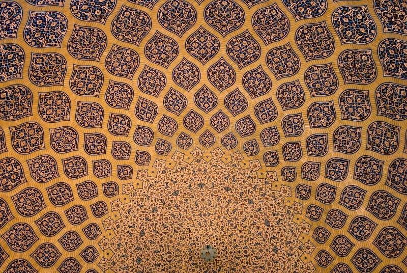 清真寺的圆顶 库存图片