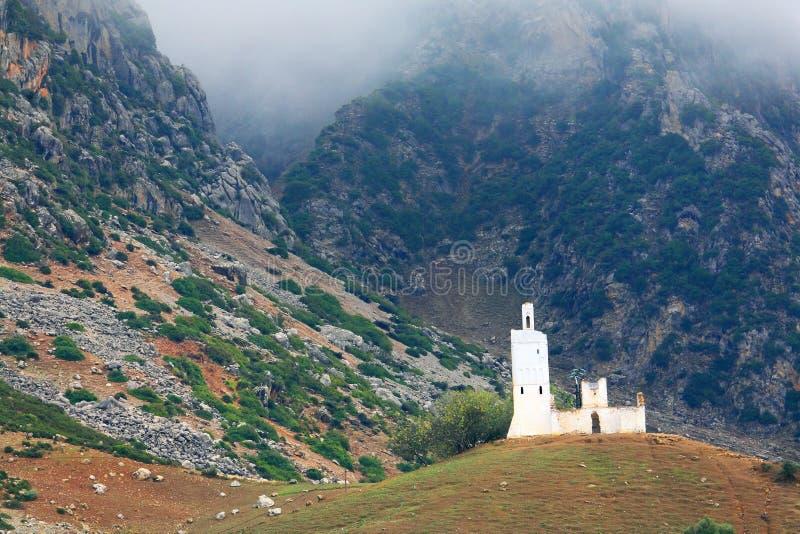 清真寺老西班牙语 图库摄影