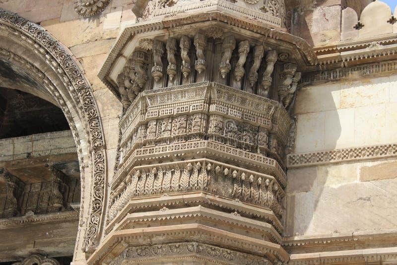 清真寺结构 库存图片