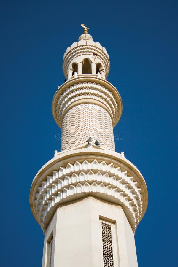 清真寺piller 免版税库存图片