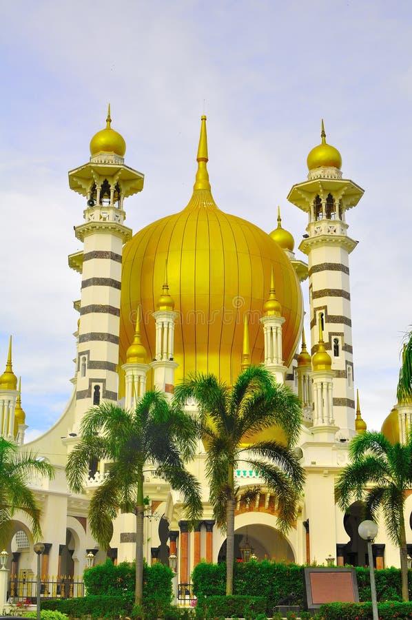 清真寺ubudiah 图库摄影