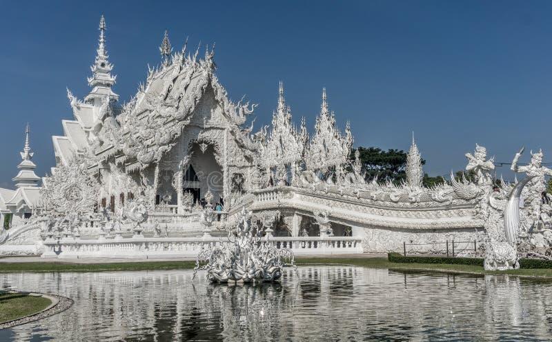 清莱,泰国 免版税库存图片