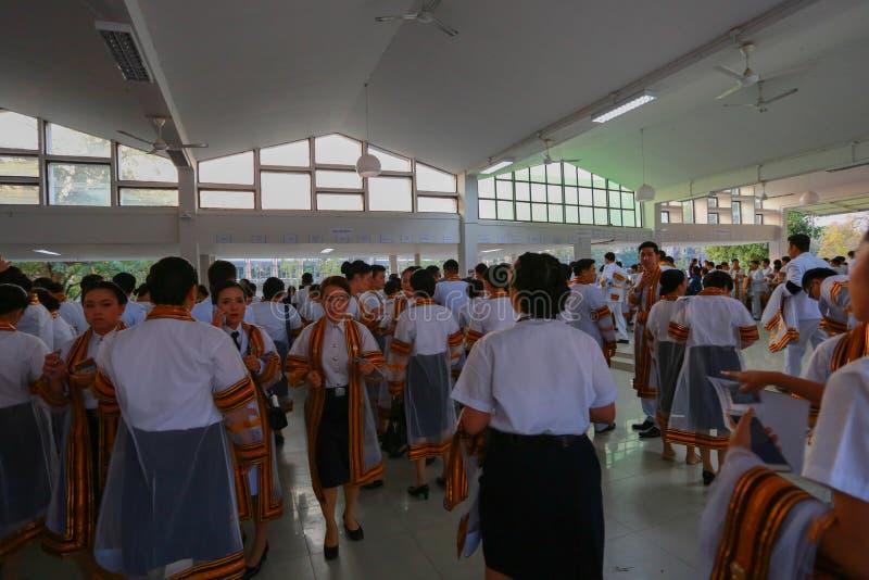 清迈泰国 库存图片