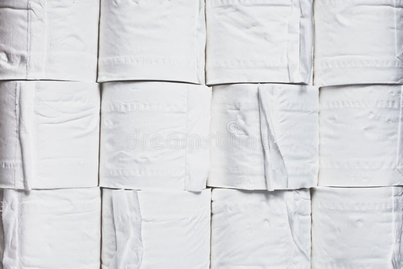 清洁家庭卫生学纸张产品洗手间 库存照片