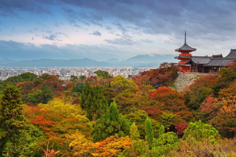 日本风景_清水寺佛教寺庙在京都,日本. 风景, 东方.