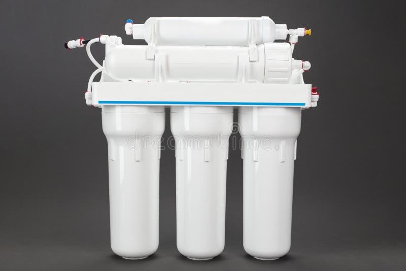 渗透净水器 免版税库存图片