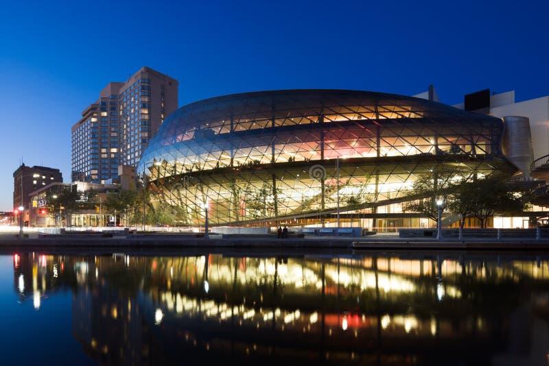 渥太华会议中心 库存图片