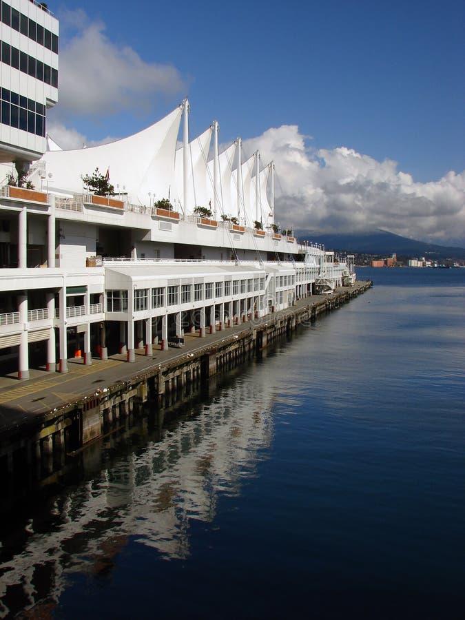 温哥华, BC,加拿大 免版税库存图片