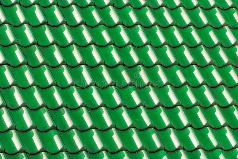 温室瓦 几何样式背景图象 图库摄影