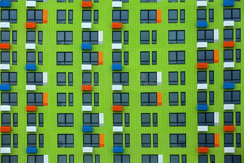 温室窗口纹理莫斯科市 库存图片