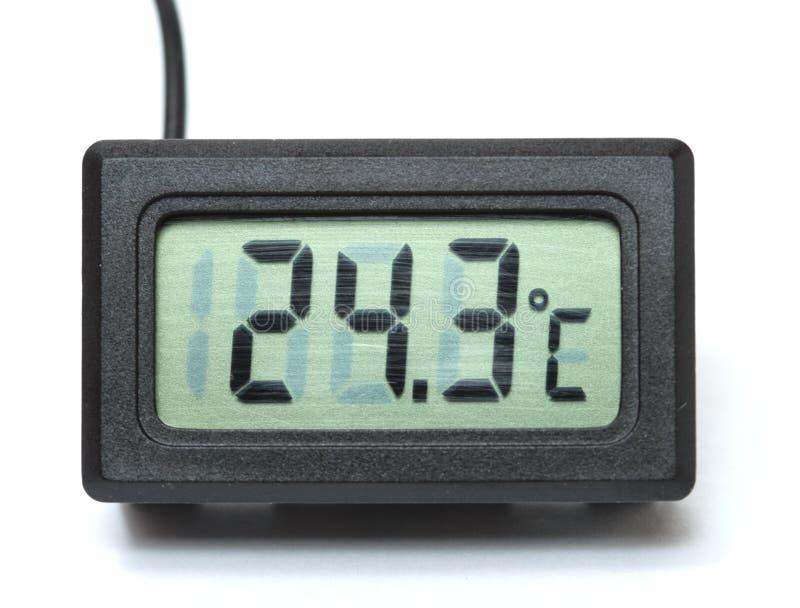 温度计 库存照片