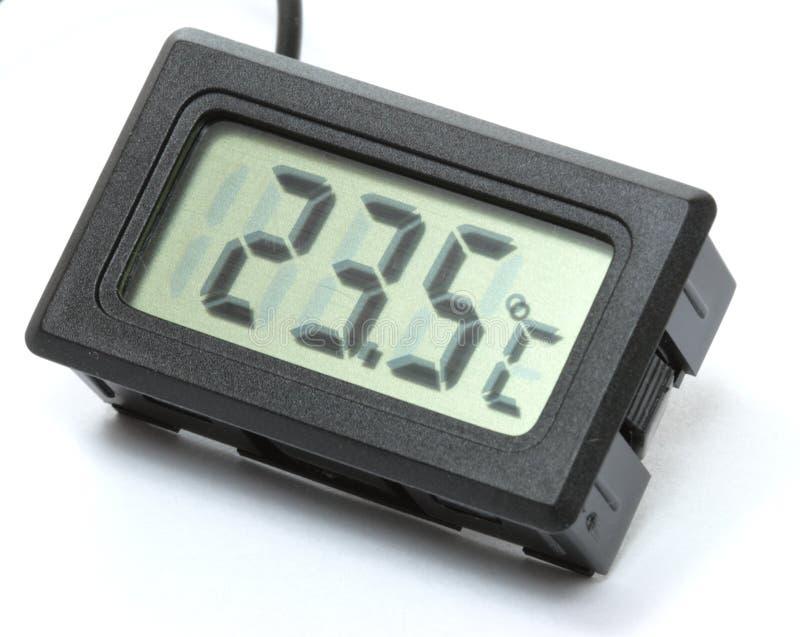 温度计 库存图片