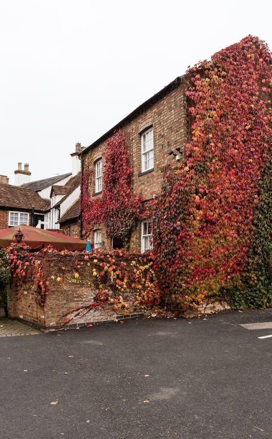温斯洛,白金汉郡,英国, 2016年10月25日: 库存图片