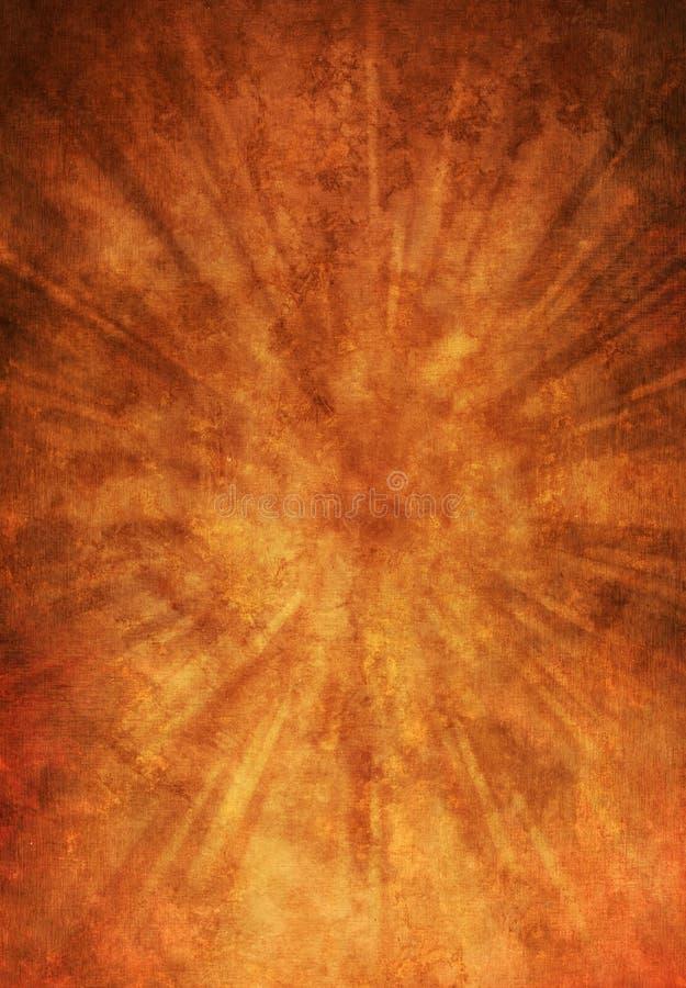 温暖抽象背景的褐色