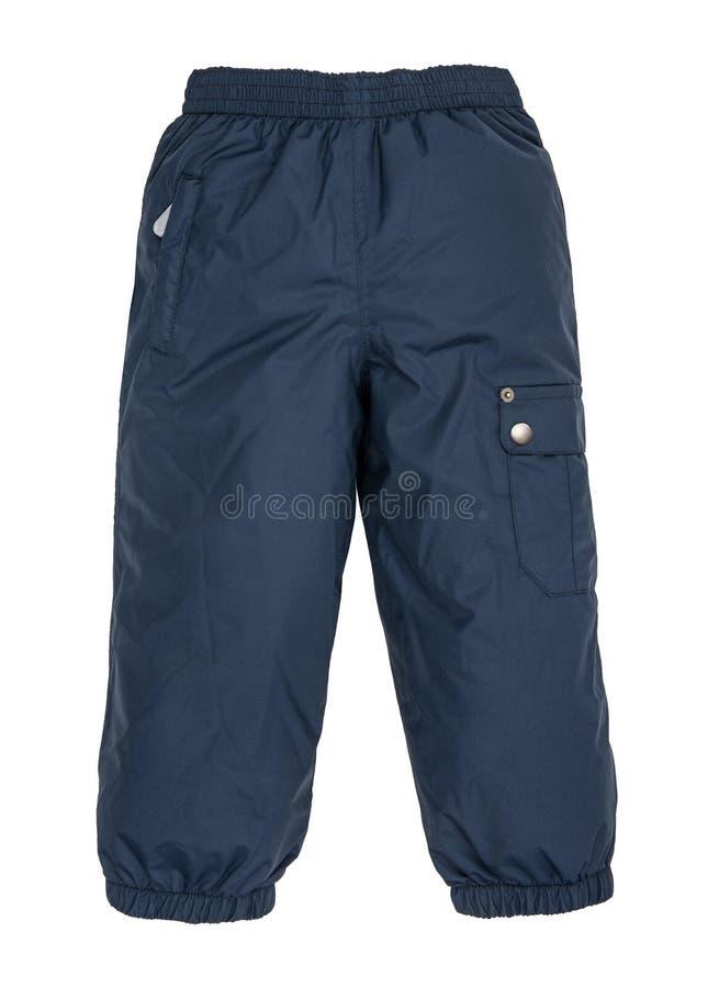 温暖的裤子 免版税库存照片