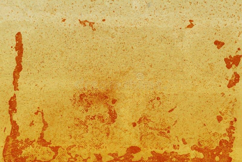 温暖grunge的纹理 向量例证