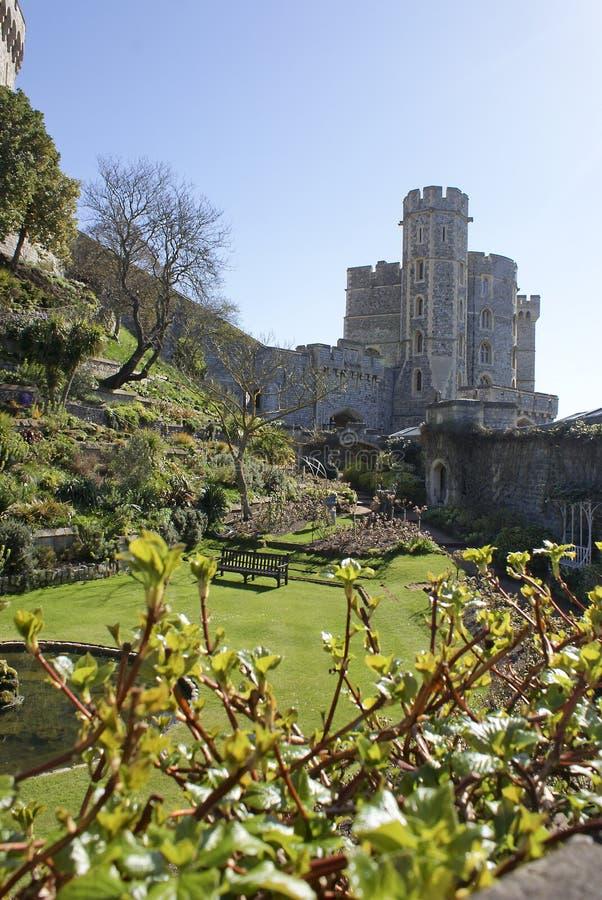 温莎城堡 库存照片