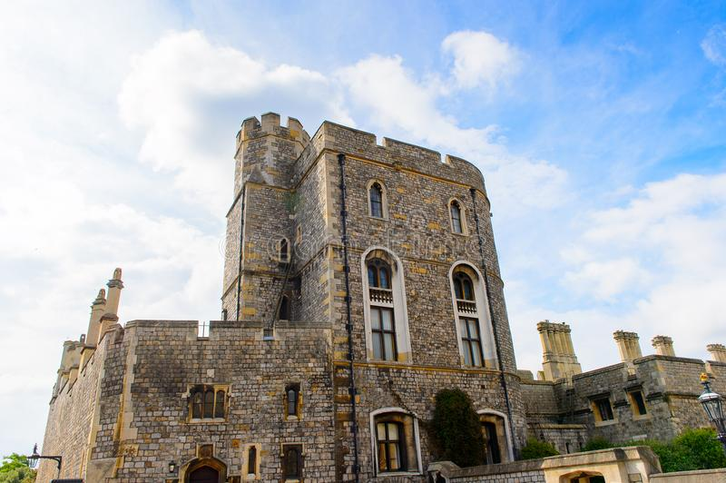 温莎,英国,英国 免版税图库摄影