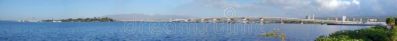 港口夏威夷檀香山珍珠 免版税库存图片
