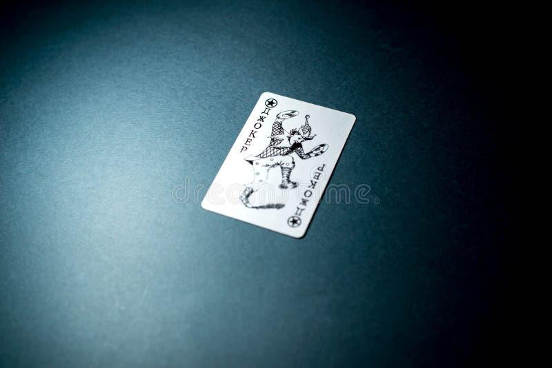 游戏卡 免版税库存照片