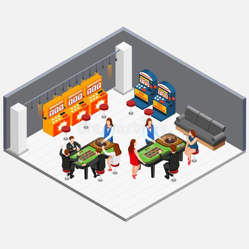 游戏机概念 皇族释放例证