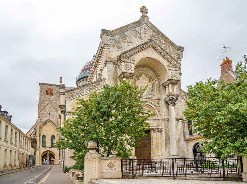 游览的教会圣马丁 免版税库存图片