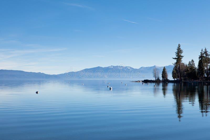 湖北部tahoe 免版税库存照片